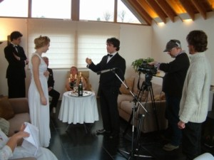 2010, Filming The Visitation